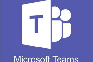 Online classes on Microsoft Teams